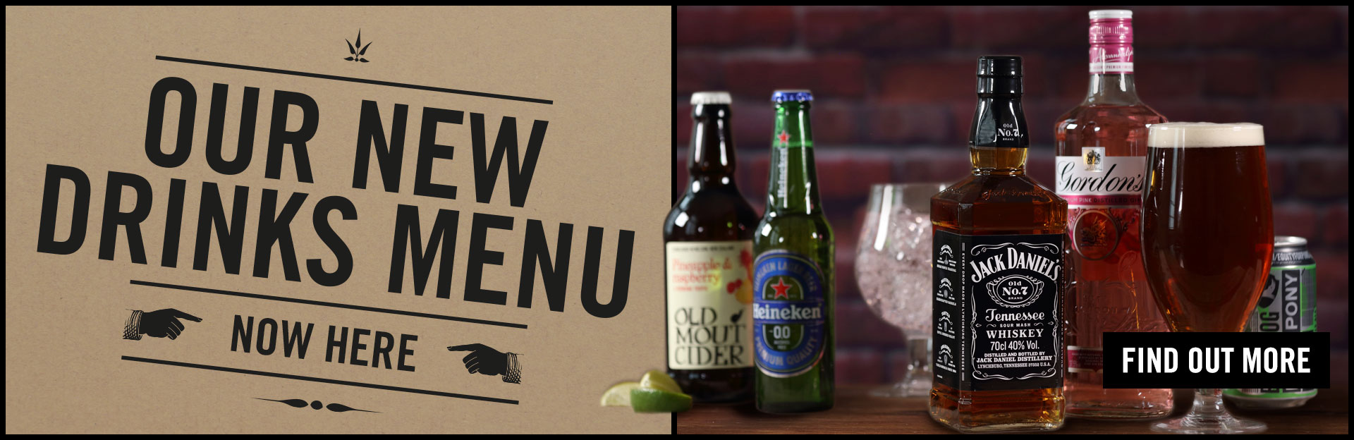 New Drinks Menu Coming Soon at The Duke of Wellington