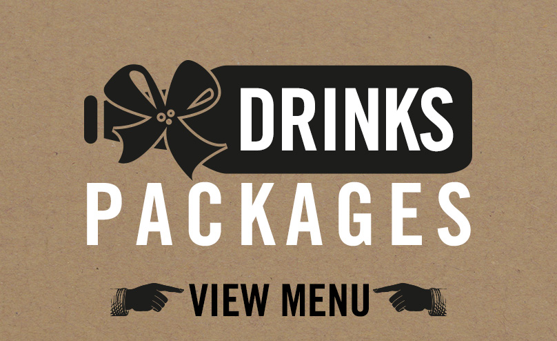 Drinks packages available at The Duke of Wellington