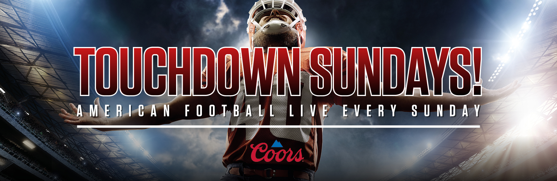 Watch NFL at The Duke of Wellington