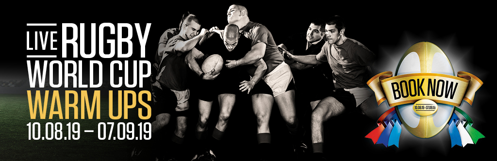 Watch live rugby at The Duke of Wellington