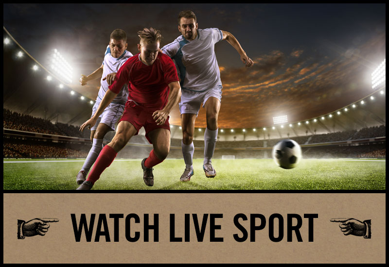 Live Sport at The Duke of Wellington