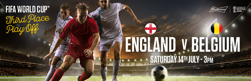England Football live at The Duke of Wellington